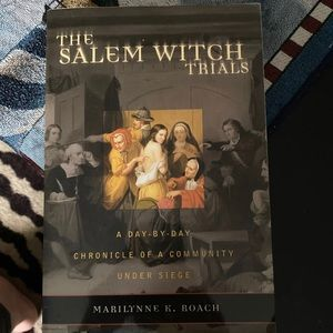 Book Salem Witch Trials